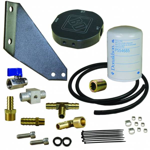 BD Diesel - BD Diesel BD 6.0L Powerstroke Coolant Filter Kit Ford 2003-2007 1032121