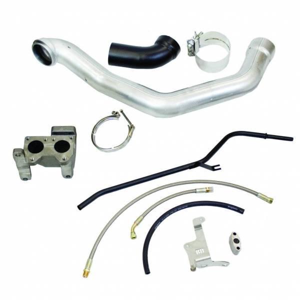 BD Diesel - BD Diesel Install Kit, Super Max Turbo Kit - 2001-2004 Chev Duramax LB7 1046202