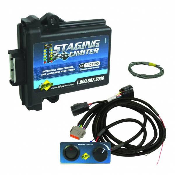 BD Diesel - BD Diesel Staging Limiter - Ford 2005-2010 6.0L/6.4L PowerStroke 1057724