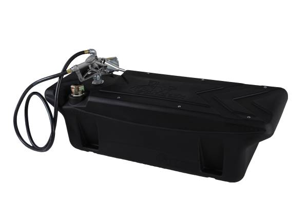 Titan Fuel Tanks - Titan Fuel Tanks In-Bed Diesel Transfer Tank with Pump 60 Gallon 5310060