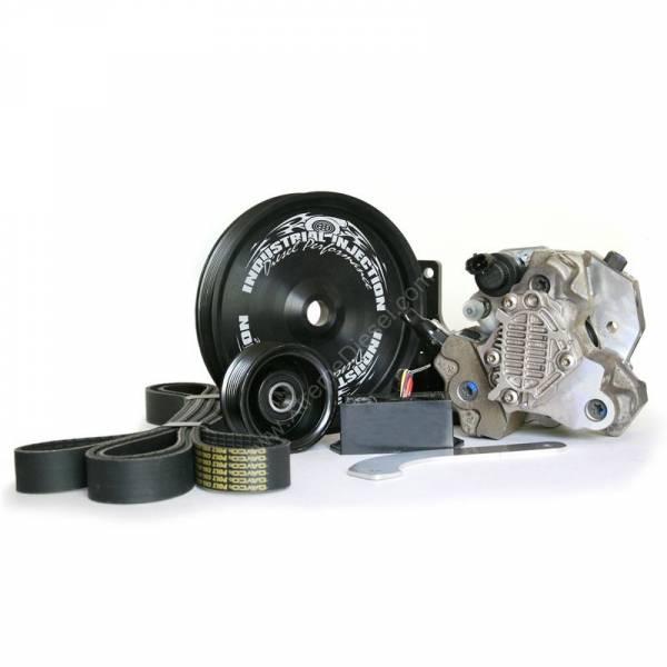 Industrial Injection - 2001 - 2004 Duramax LB7 Dual Cp3 Kit (W/O Pump)