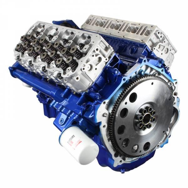 Industrial Injection - 2006-2007 6.6L LBZ GM Duramax Premium Stock Plus Long Block