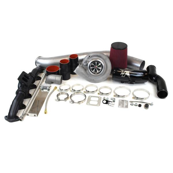 Industrial Injection - 2010-2012 6.7L Dodge S300 SX-E 69/74 With .91 A/R Single Turbo Kit