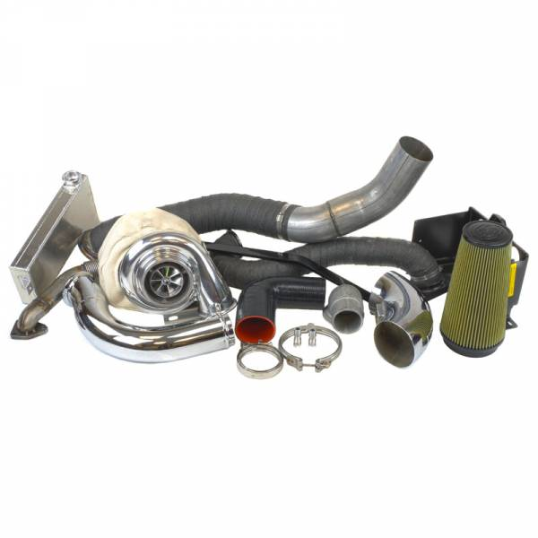Industrial Injection - Duramax 07.5-10 LMM Compound Add-A-Turbo Kit