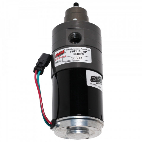 FASS Fuel Systems - FASS FAS C09 165G Adjustable Fuel Pump 2001-2016 Duramax