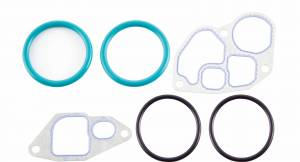 Engine Parts - Gaskets And Seals - Alliant Power - Alliant Power AP0004 Engine Oil Cooler O-ring and Gasket Kit