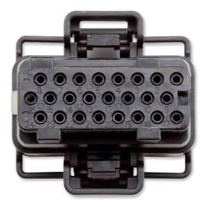 Fuel System & Components - Fuel System Parts - Alliant Power - Alliant Power AP0019 Fuel Injection Control Module (FICM) Connector