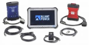 1999-2003 Ford 7.3L Powerstroke - Tools - Alliant Power - Alliant Power AP0100 Diagnostic Tool Kit CF-54 - Ford, GM, 2006 and later Chrysler