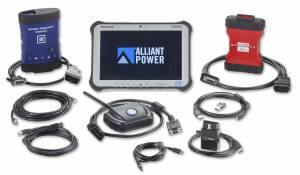 Alliant Power - Alliant Power AP0100 Diagnostic Tool Kit CF-54 - Ford, GM, 2006 and later Chrysler - Image 2