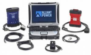 1998.5-2002 Dodge 5.9L 24V Cummins - Tools - Alliant Power - Alliant Power AP0101 Diagnostic Tool Kit Dell - Ford, GM, 2006 and later Chrysler