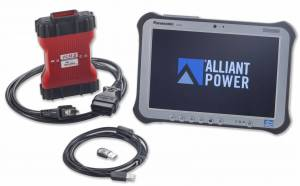 1999-2003 Ford 7.3L Powerstroke - Tools - Alliant Power - Alliant Power AP0102 Diagnostic Tool Kit CF-54 - Ford