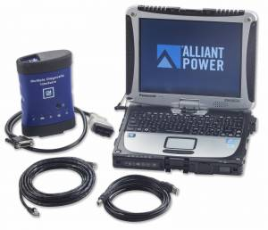 2011-2016 GM 6.6L LML Duramax - Tools - Alliant Power - Alliant Power AP0106 Diagnostic Tool Kit Dell - GM