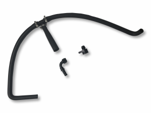 Shop By Part - Cooling System - Fleece Performance - Fleece Performance 4th Gen Cummins Coolant Riser Delete Kit 2013-2018 Aftermarket Coolant Tank Fleece Performance FPE-34576