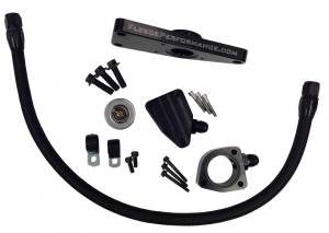Shop By Part - Cooling System - Fleece Performance - Fleece Performance Cummins Coolant Bypass Kit 2007.5-2016 6.7L Fleece Performance FPE-CLNTBYPS-CUMMINS-6.7