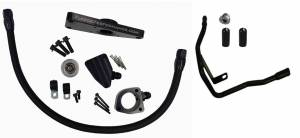 Shop By Part - Cooling System - Fleece Performance - Fleece Performance Cummins Coolant Bypass Kit 2006-2007 Auto Trans Fleece Performance FPE-CLNTBYPS-CUMMINS-0607