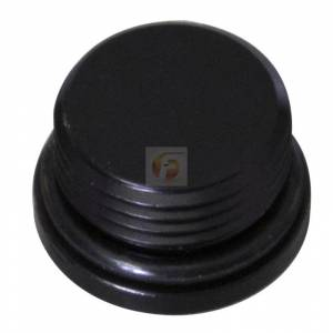 Shop By Part - Hardware - Fleece Performance - Fleece Performance 7/16 Inch-20 Hex Socket Plug with O-Ring Fleece Performance FPE-814-04SDBK