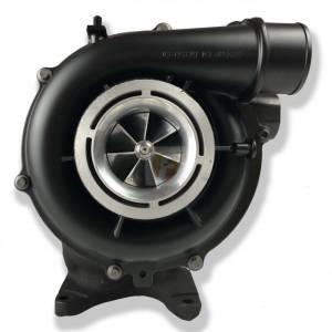 Turbo Chargers & Components - Turbo Chargers - Fleece Performance - Fleece Performance 2011-2016 63mm FMW Duramax VNT Cheetah Turbocharger LML Fleece Performance FPE-LML-VNT-63-FMW-N