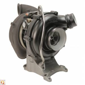 Turbo Chargers & Components - Turbo Chargers - Fleece Performance - Fleece Performance 2011-2014 63mm FMW 6.7L Powerstroke Cheetah Turbocharger Fleece Performance FPE-PS-FMW-63-1114