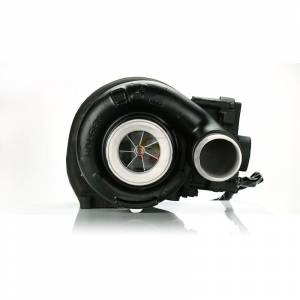 Turbo Chargers & Components - Turbo Chargers - Fleece Performance - Fleece Performance 2007.5-2012 Cummins 63mm FMW Holset VGT Cheetah Turbocharger Fleece Performance FPE-351-0712