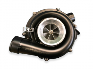 Turbo Chargers & Components - Turbo Chargers - Fleece Performance - Fleece Performance 2004.5-2007 63mm FMW Ford 6.0L Cheetah Turbocharger 63/71 RACE Fleece Performance FPE-6.0RACE-0407