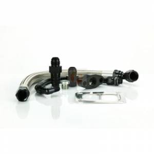 Turbo Chargers & Components - Turbo Charger Accessories - Fleece Performance - Fleece Performance Cummins S300-S400 Turbo Installation Kit 2007.5-2012 Fleece Performance FPE-TURBO-INST-KIT-CUMM67