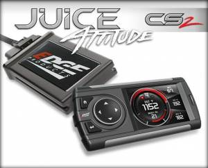 2003-2007 Ford 6.0L Powerstroke - Programmers & Tuners - Edge Products - Edge Products Juice w/Attitude CS2 Programmer 11400