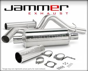Exhaust - Exhaust Systems - Edge Products - Edge Products Jammer Exhaust 17786