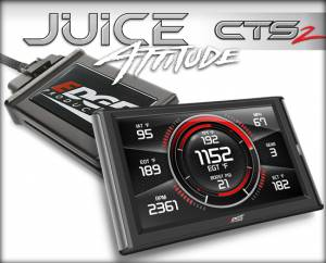 2006-2007 GM 6.6L LLY/LBZ Duramax - Programmers & Tuners - Edge Products - Edge Products Juice w/Attitude CTS2 Programmer 21502