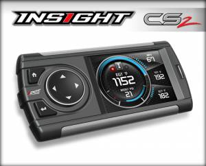 2007.5-2010 GM 6.6L LMM Duramax - Programmers & Tuners - Edge Products - Edge Products Insight CS2 Monitor 84030
