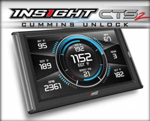 2007.5-Current Dodge 6.7L 24V Cummins - Programmers & Tuners - Edge Products - Edge Products Monitor 84132