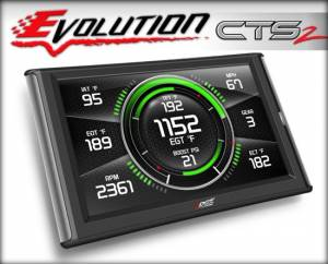 2007.5-Current Dodge 6.7L 24V Cummins - Programmers & Tuners - Edge Products - Edge Products CTS2 Gas Evolution Programmer 85450
