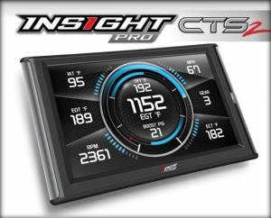 2007.5-2010 GM 6.6L LMM Duramax - Programmers & Tuners - Edge Products - Edge Products Monitor 86100