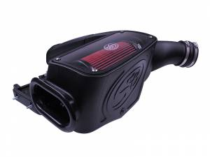 Air Intakes & Accessories - Air Intakes - S&B Filters - S&B Filters Cold Air Intake Kit (Cleanable, 8-ply Cotton Filter) 75-5062