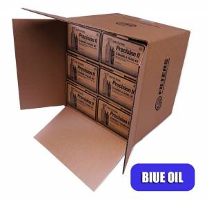 S&B Filters - S&B Filters Cleaning/Oiling Kit (6 Pack) Blue Oil 88-0014