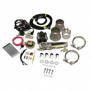 Exhaust - Exhaust Brakes - BD Diesel - BD Diesel Exhaust Brake - Universal 3.5-Inch 1028035