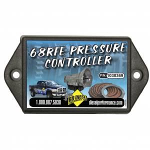 Transmission - Automatic Transmission Parts - BD Diesel - BD Diesel BD 68FRE Transmission Pressure Enhancer Dodge 2007.5-2018 1030369