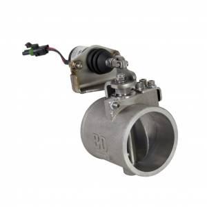 BD Diesel Positive Air Shut-Off (Manual Controlled) - Chevy 2001-2004 Duramax LB7 1036710-M