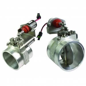 Air Intakes & Accessories - Air Intakes - BD Diesel - BD Diesel Positive Air Shut-Off - Chevy 2004.5-2010 LLY/LBZ/LMM 1036712