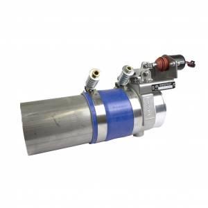 Air Intakes & Accessories - Air Intakes - BD Diesel - BD Diesel Positive Air Shut-Off (Manual Controlled) - Generic 2.5in 1036731-M