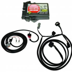 Air Intakes & Accessories - Air Intakes - BD Diesel - BD Diesel E-PAS Positive Air Shut-Off - Chevy 6.6L 2008-2015 LMM/LGH Duramax 1036758