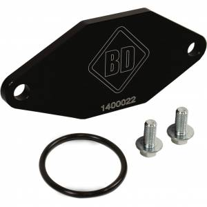 Shop By Part - Cooling System - BD Diesel - BD Diesel BD Cummins Killer Frost Plug Plate - Dodge 1989-2002 5.9L 1040022