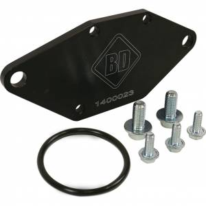 Shop By Part - Cooling System - BD Diesel - BD Diesel BD Cummins Killer Frost Plug Plate - Dodge 2003-2018 5.9L/6.7L 1040023