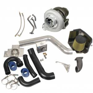 Turbo Chargers & Components - Turbo Charger Kits - BD Diesel - BD Diesel Super B Twin Turbo Upgrade Kit - 1998-2002 24-valve Dodge 1045325