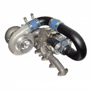 Turbo Chargers & Components - Turbo Charger Kits - BD Diesel - BD Diesel RT850 Tow & Track Turbo Kit - Dodge 5.9L 1994-1997 1045453