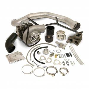 Turbo Chargers & Components - Turbo Charger Kits - BD Diesel - BD Diesel Super Max S369 SX-E Turbo Kit - 2001-2004 Chev Duramax LB7 1046222