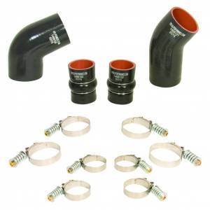 Turbo Chargers & Components - Intercoolers and Pipes - BD Diesel - BD Diesel Intercooler Hose & Clamp Kit - 2004.5-2005 Chevy LLY Duramax 1046276