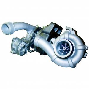 Turbo Chargers & Components - Turbo Chargers - BD Diesel - BD Diesel Screamer V2S Twin Turbo - Ford 6.4L 2008-2010 w/o Air Intake Kit 1047081