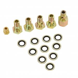 BD Diesel - BD Diesel Banjo Bolt Upgrade Kit - 1999 Dodge 1050215