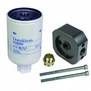 BD Diesel Flow-MaX Add-On Pre Water Separator Filter Kit 1050340-WSP