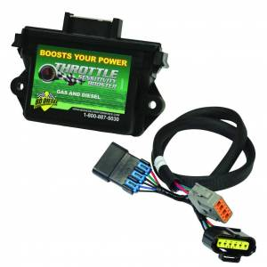 BD Diesel Throttle Sensitivity Booster - Dodge/Jeep 1057731